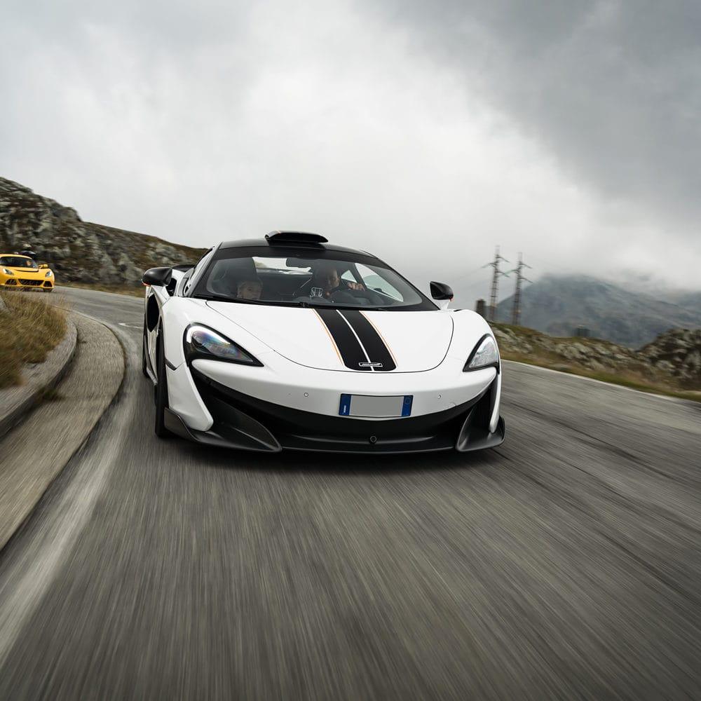 McLaren 600LT MSO